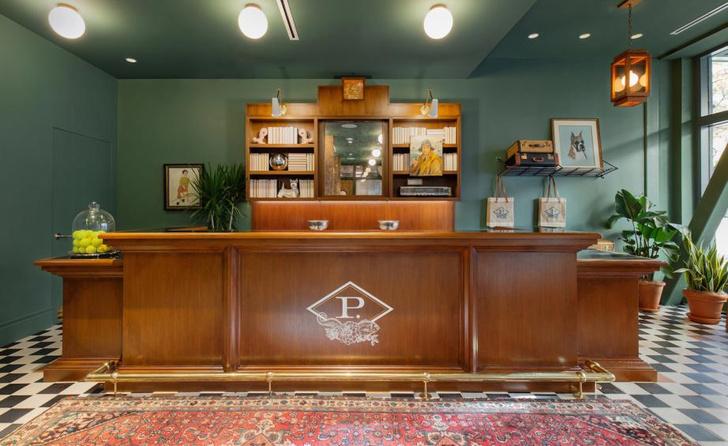 Эклектичный отель Palihotel в Сиэтле (фото 2)