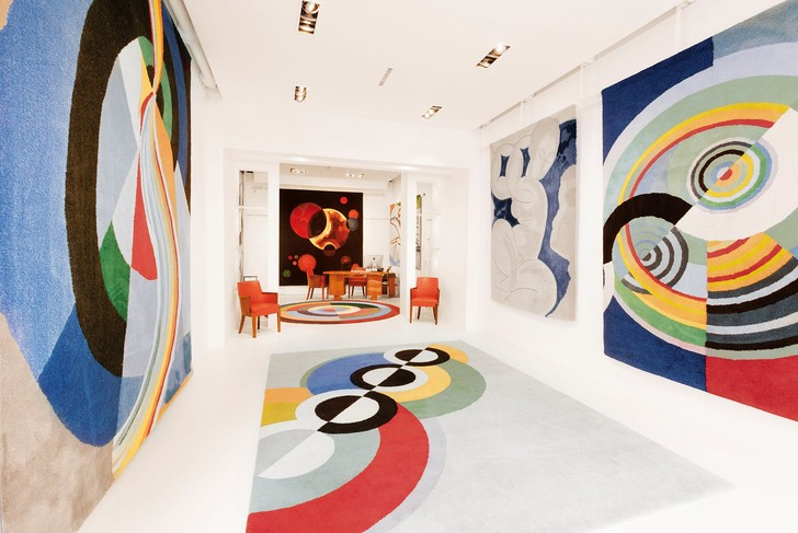 Открывает выставка мебели и декора «Искусство жить по-французски»