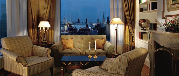 The Ritz-Carlton Moscow, Москва, Россия
