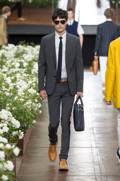 Неделя мужской моды в Париже: лучшие показы | галерея [6] фото [11]