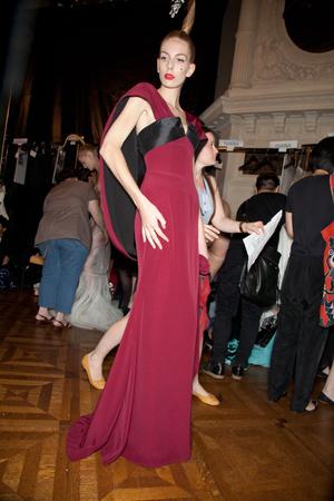 Показ Alexis Mabille коллекции сезона Осень-зима 2012-2013 года haute couture - www.elle.ru - Подиум - фото 403572