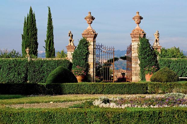 Вилла в Тоскане: интерьер в деталях (фото 0)