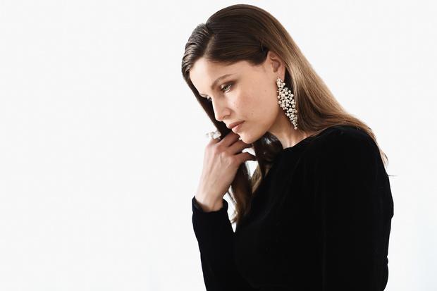 Самые красивые французские модели (фото 4)
