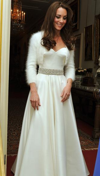 10 интересных фактов о свадьбе принца Уильяма и Кейт Миддлтон (фото 7)
