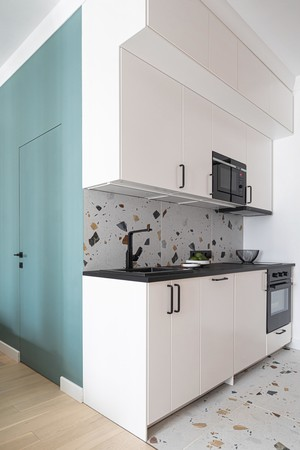 Маленькая квартира в стиле неомемфис 35 м² (фото 5.1)