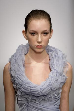 Показ Christophe Josse коллекции сезона Весна-лето 2011 года haute couture - www.elle.ru - Подиум - фото 215155