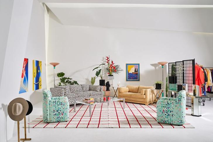 Лофт для творческой пары: квартира основателей Asparagus в Лос-Анджелесе (фото 0)