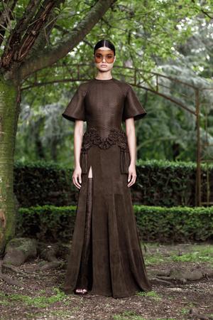 Показ Givenchy коллекции сезона Осень-зима 2012-2013 года haute couture - www.elle.ru - Подиум - фото 404587