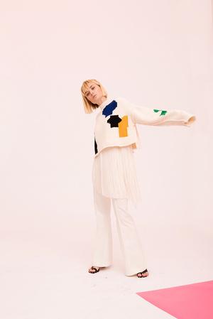 Как носить вещи из подиумной коллекции H&M Studio SS18? (фото 4)