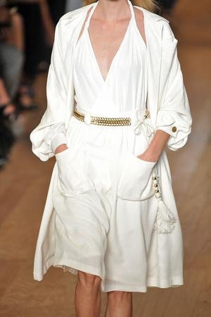 Показы мод Tommy Hilfiger Весна-лето 2009 | Подиум на ELLE - Подиум - фото 3429