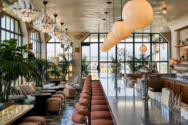 Новый бутик-отель Soho House в Лос-Анджелесе (фото 9)