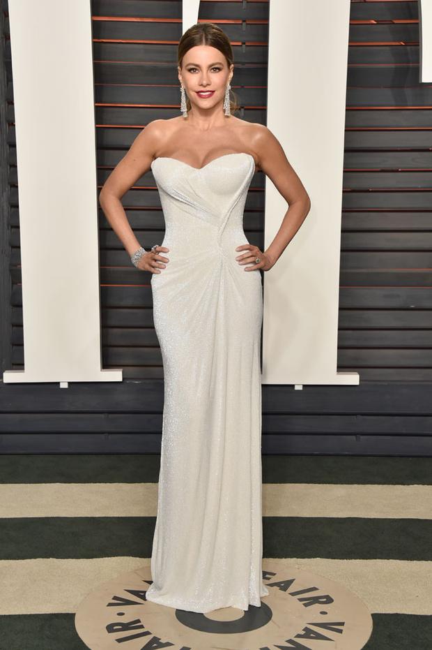 Самые скандальные голые платья афтепати «Оскара-2016» (фото 9)
