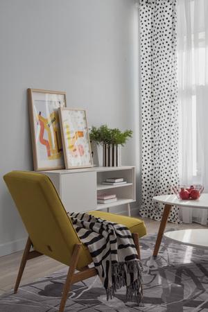 Color blocking: квартира 46 м² под сдачу (фото 4.1)