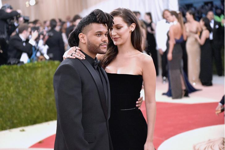 Роман The Weeknd с таинственной брюнеткой набирает обороты фото [4]