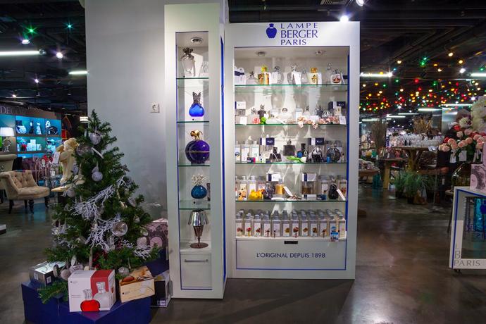 Корнер, Цветной, Lampe Berger, Esteban Paris Parfums, Mathilde M