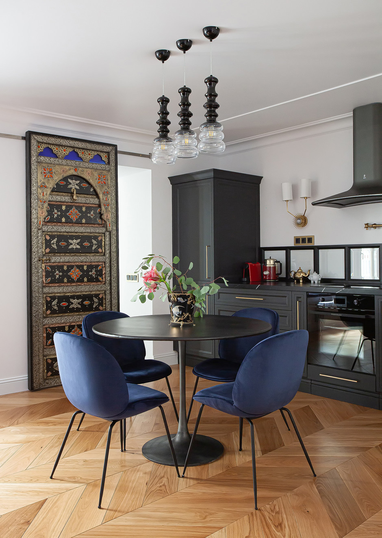 20+ маленьких обеденных столов (галерея 1, фото 4)