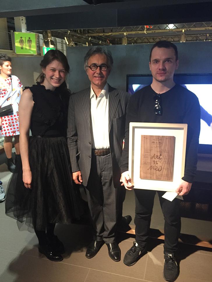 Дизайнеры из России заняли второе место в международном конкурсе компании Porada