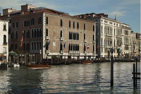 Архитектурное достояние Венеции: отель Gritti Palace | галерея [1] фото [1]