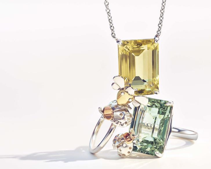 Новая классика: Tiffany & Co. представили украшения Return to Tiffany Love Bugs (фото 2)