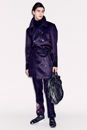 Показ Epson Digital Couture коллекции сезона Осень-зима 2017-2018 года Prêt-à-porter - www.elle.ru - Подиум - фото 619133