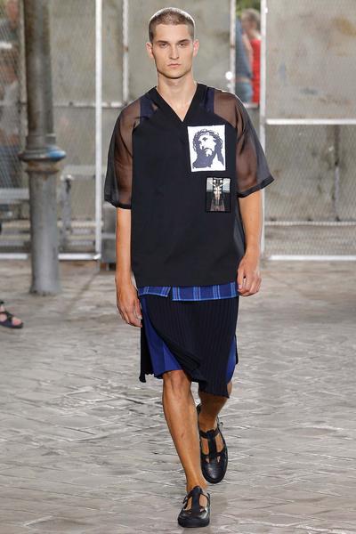 Неделя мужской моды в Париже: лучшие показы | галерея [4] фото [27]