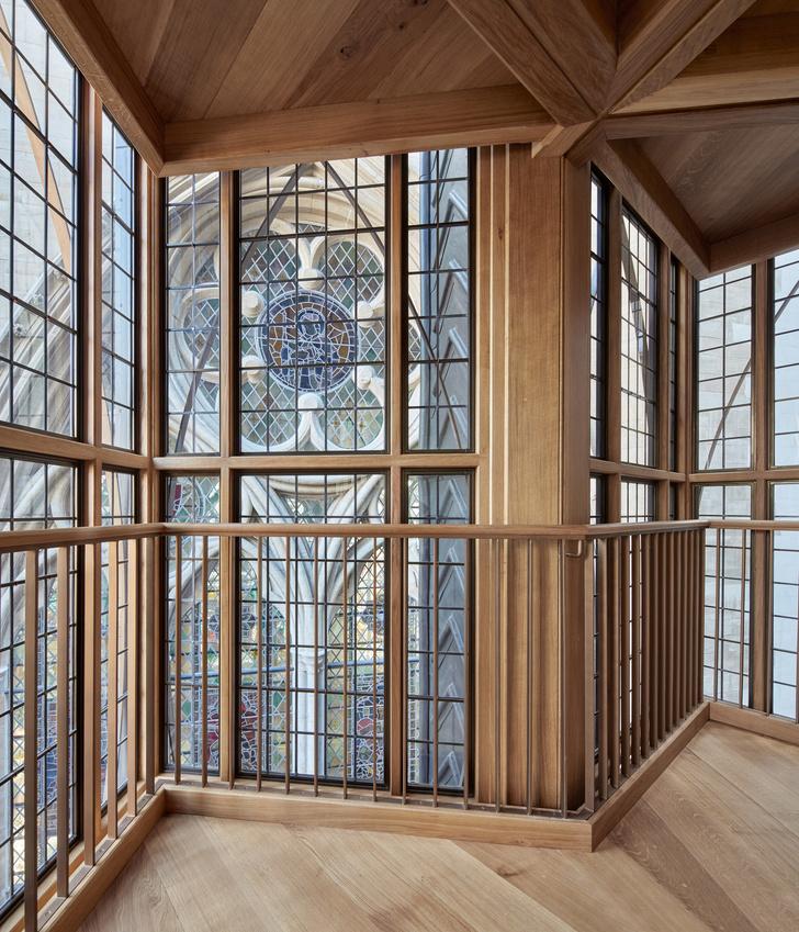Бриллиантовая галерея Вестминстерского аббатства открывается для посещения впервые за 700 лет (фото 4)