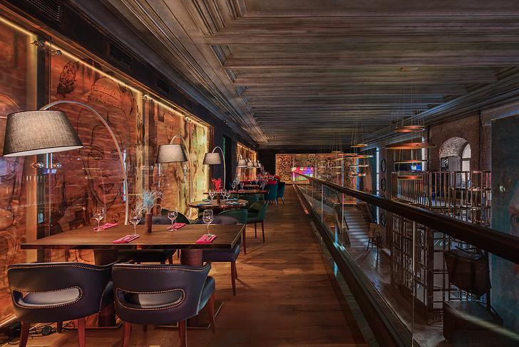 Нельзя пропустить: рестобар I Van Gogh на Большой Лубянке (фото 1)