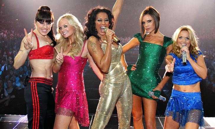 Виктория Бекхэм впервые прокомментировала возвращение в Spice Girls фото [1]