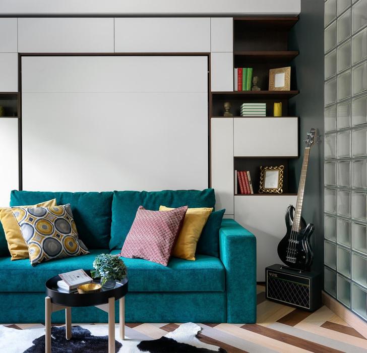 Порядок в маленькой квартире: 5 советов (фото 2)