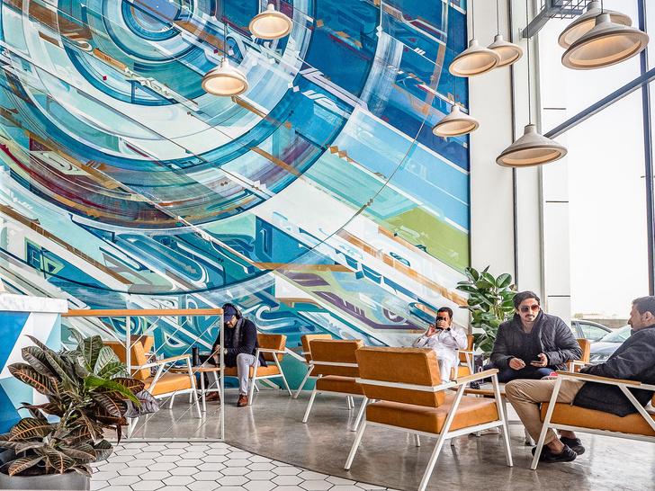 Кафе Liqui Design Completes its Third Brew92 Coffee Shop (фото 2)