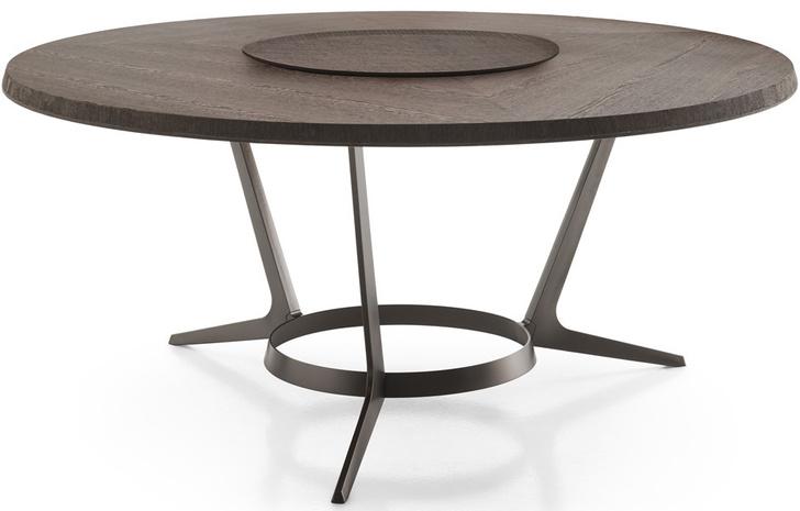 Новый поворот. 10 модных столов для праздничного застолья фото [10]