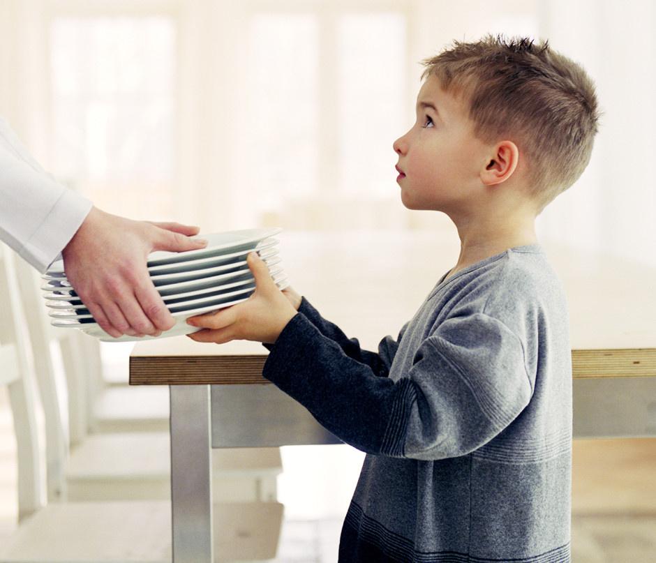 20 правил этикета, которые должен знать каждый ребенок фото [1]