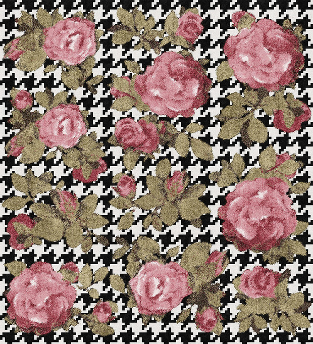 Эмблема любви: розы в интерьере (фото 12)