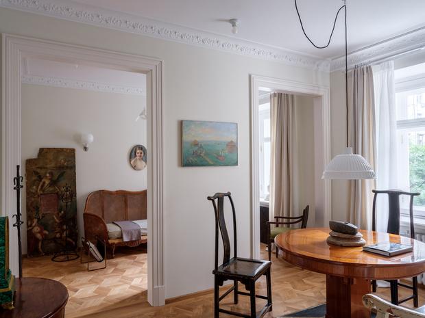 Французу отдана: съемная квартира в  Москве (фото 0)