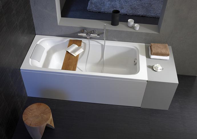 Новая коллекция ванн Elite от Jacob Delafon