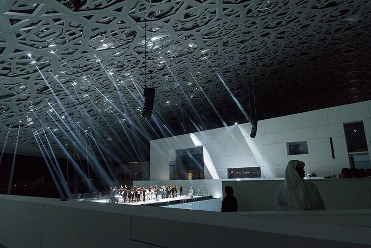 Лувр в Абу-Даби открывается 11 ноября
