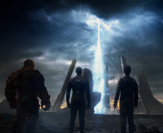 «Фантастическая четверка» (Fantastic Four) 5