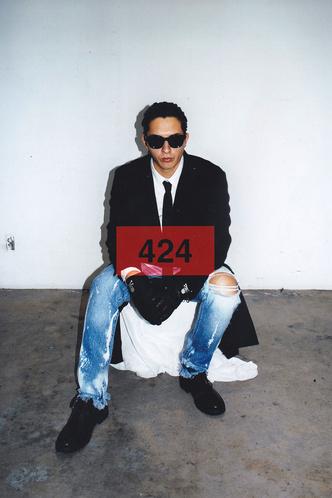 424 представили коллекцию, посвященную «Американскому психопату» (фото 2.1)