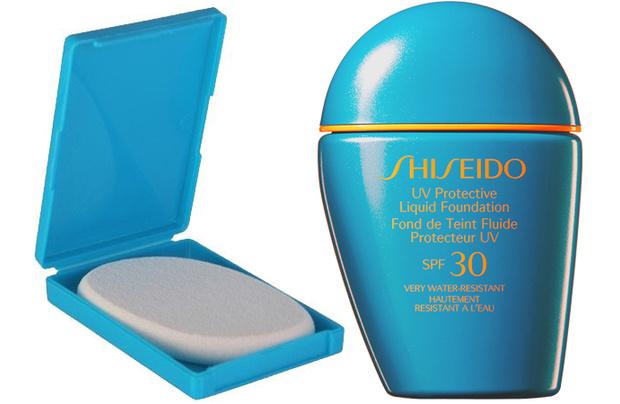 Shiseido UV Protective Liquid Foundation SPF 30