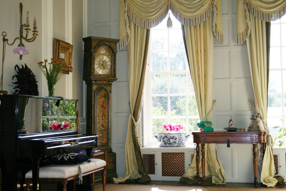 Звездные дома: поместье из сериала «Аббатство Даунтон» | галерея [2] фото [4]