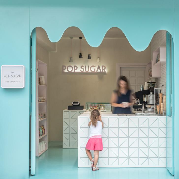 Магазин сладостей в Греции фото [6]