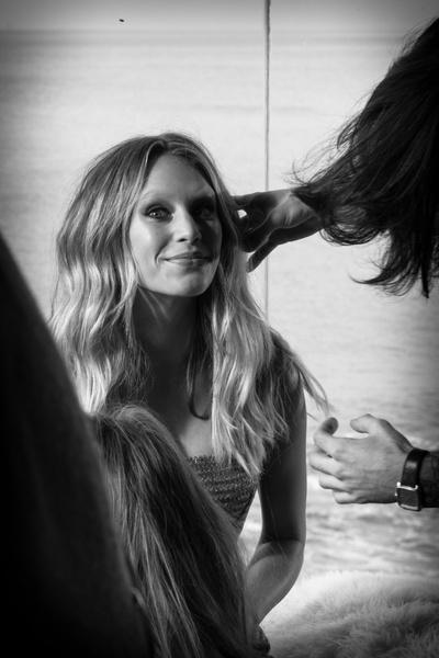 Дочь Шона Пенна Дилан стала лицом бренда Ermanno Scervino | галерея [1] фото [9]
