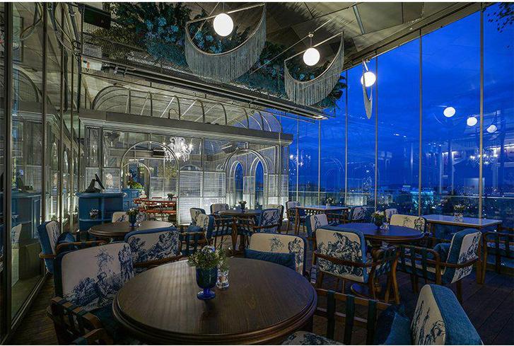 Расцвет Ренессанса: ресторан и бар в Турции (фото 8)
