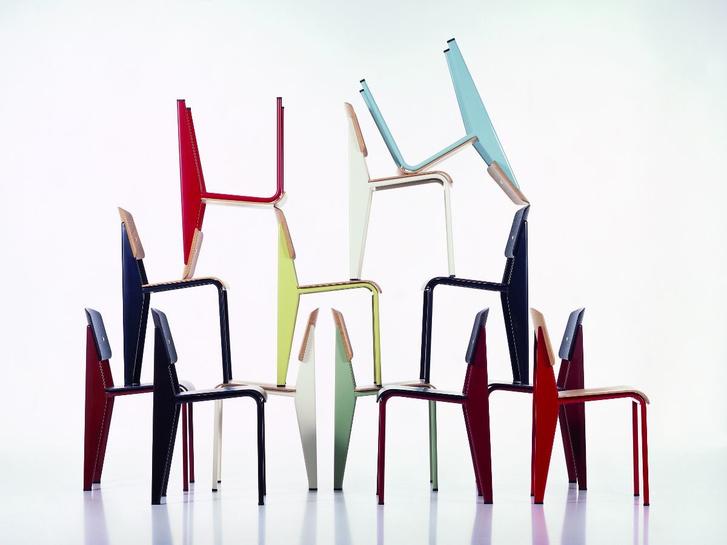 Жан Пруве и металлическая мебель (фото 0)