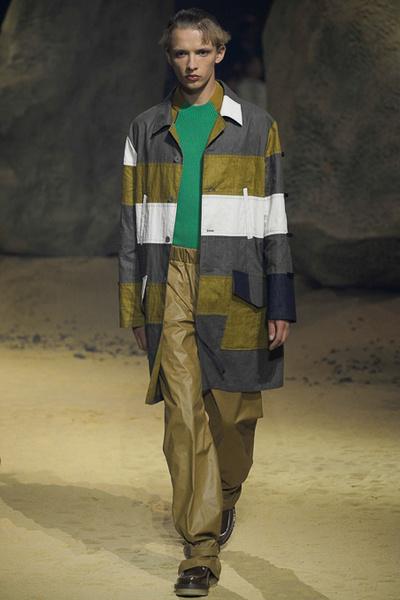 Неделя мужской моды в Париже: лучшие показы | галерея [5] фото [15]