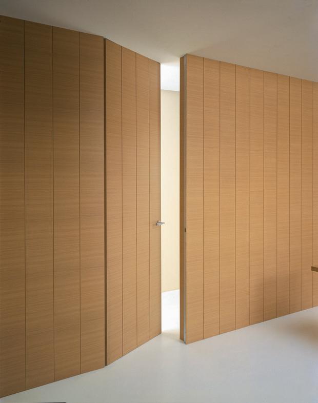 Деревянные панели и решетки