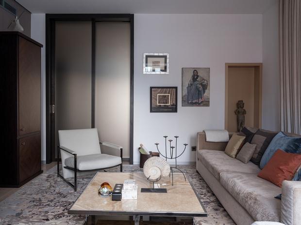Квартира 85 м² для путешественницы (фото 8)