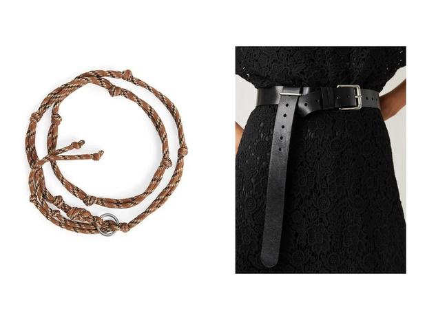 Инструкция: 5 свежих способов носить ремень (фото 12)
