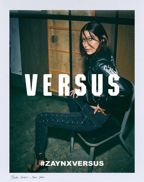 Как выглядит коллекция Зейна Малика для Versus Versace | галерея [1] фото [3]