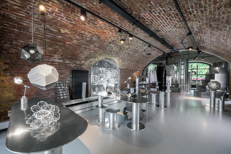 Штаб-квартира Tom Dixon в промышленном районе Лондона (галерея 5, фото 3)